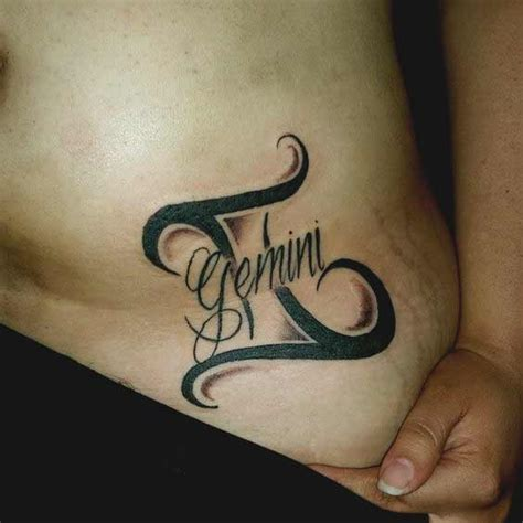 gemini constellation tattoo 50 beautiful gemini tattoos designs and ideas with meanings