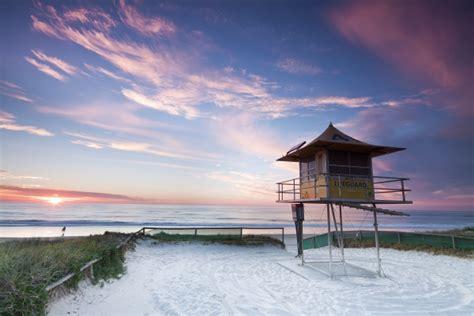 wallpaper stockists gold coast australian lifeguard hut at sunrise gold coast qld