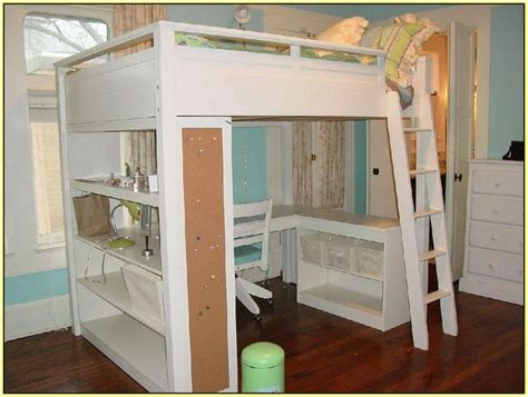 build your own loft bed 38 best images about girls bedroom on pinterest red