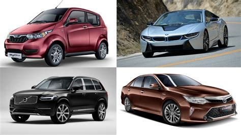 Hybrid Cars List by Environment Day Special 9 Electric Hybrid Cars Sold In