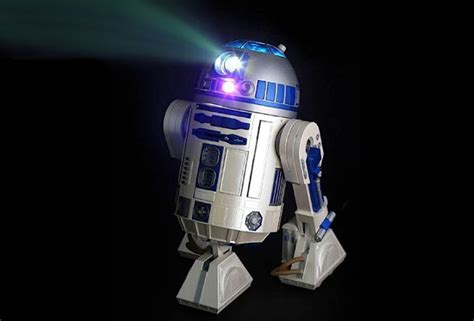 Cool Kitchen Stuff r2 d2 ultimate digital audio and video projector video