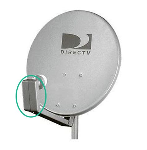 how to mount hdtv antenna to satellite dish no rewiring required