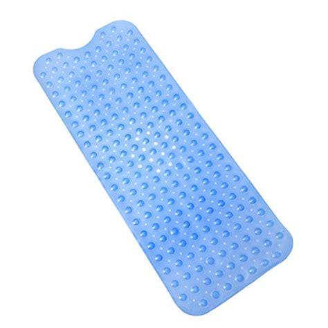 large bath tub mat anti slip safety shower non
