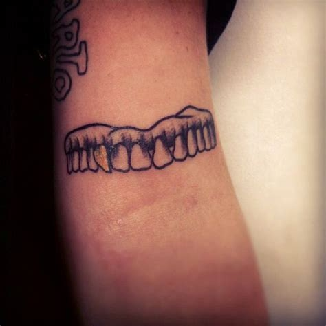 tooth tattoo meaning 267 best dental themes tattoos images on tooth