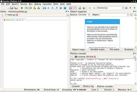 qt library tutorial image gallery spyder anaconda