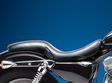 le pera silhouette seat sportster le pera silhouette lt seat lf 866 sportster xl 04 06 10