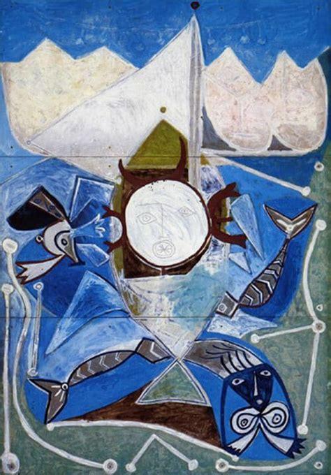 ba art goya espagnol 3836543176 peinture espagnole pablo picasso 1946 quot ulysse et les