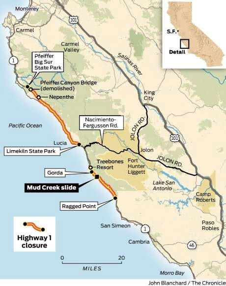 Pch Closures - riding pacific coast highway michael pusateri medium