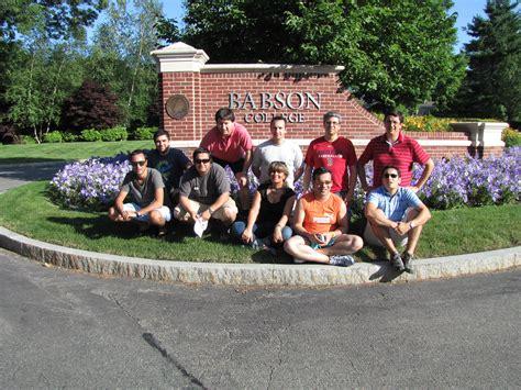 Babson College Mba by Babson Mba Universidad Desarrollo