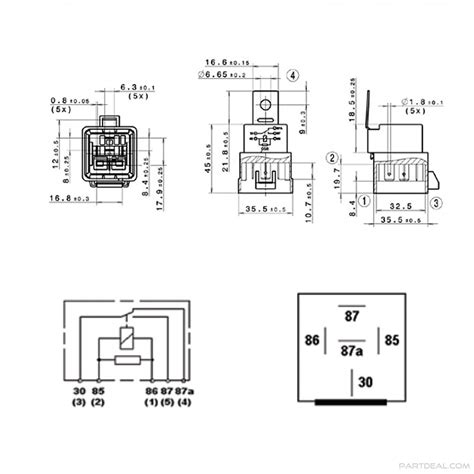 hella light relay wiring diagram get free image about