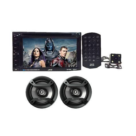 jual jec din unit paket audio mobil 6 95 inch harga kualitas terjamin