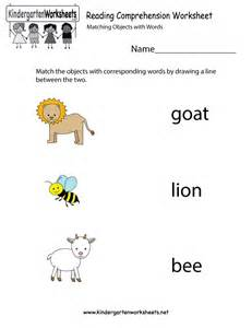free printable worksheets for kindergarten reading kelpies