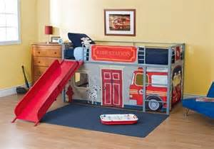 Fire Truck Bedroom Ideas Cute Fire Truck Bedroom Decor Ideas For Boys