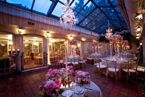 restaurants for wedding reception in los angeles il cielo restaurant in beverly reviews ratings wedding ceremony reception venue