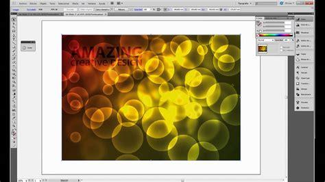 tutorial adobe illustrator youtube tutorial adobe illustrator efecto bokeh youtube