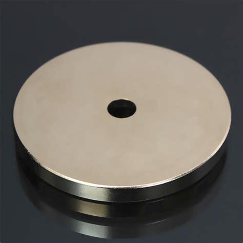 Magnet Neodymium N52 20x4mm n52 50mmx5mm 6mmcountersunk ring magnet disc earth neodymium magnet nickel plated