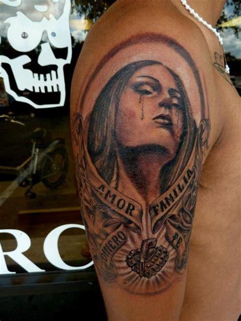 og abel tattoos og abel by mully tattoos