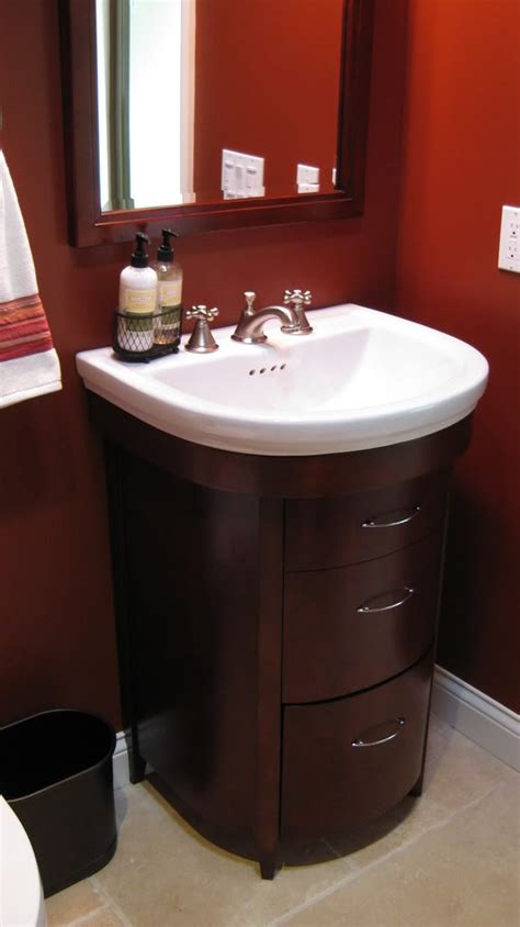 Rooms To Go Bathroom Vanities by Small Room Design Small Vanities For Powder Rooms In
