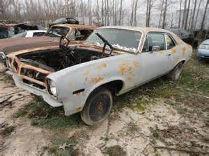 1972 Pontiac Ventura Parts 1972 Pontiac Ventura Project Car 47 Current Chevy And