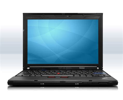 Laptop Lenovo X201 lenovo thinkpad x201 ultra light xpc computers