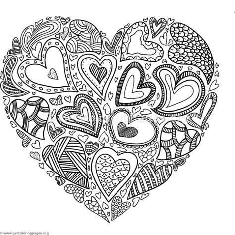 abstract coloring pages hearts fantastic coloring pages abstract heart images resume