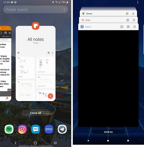 install android pie based one ui beta on samsung galaxy note 9 ota