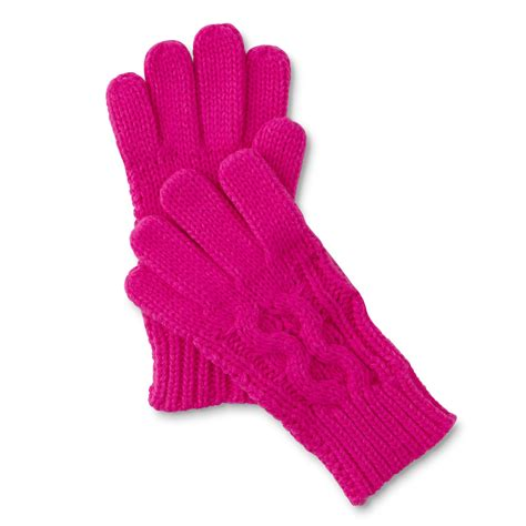 womens knit gloves s cable knit gloves