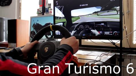 Fanatec Porsche Gt3 Rs by Fanatec Porsche 911 Gt3 Rs V2 Racing Wheel Gameplay Gt6