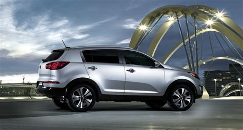 Kia On 2011 Kia Sportage Gets More Sport