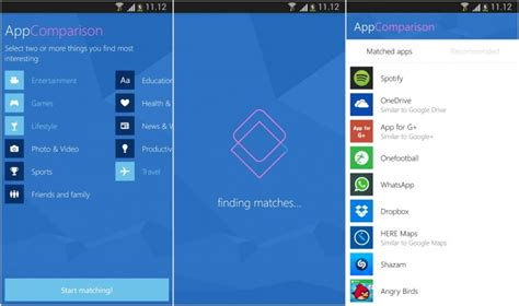 new app for android microsoft s new app shows how few of your android apps are on windows phone gsmarena