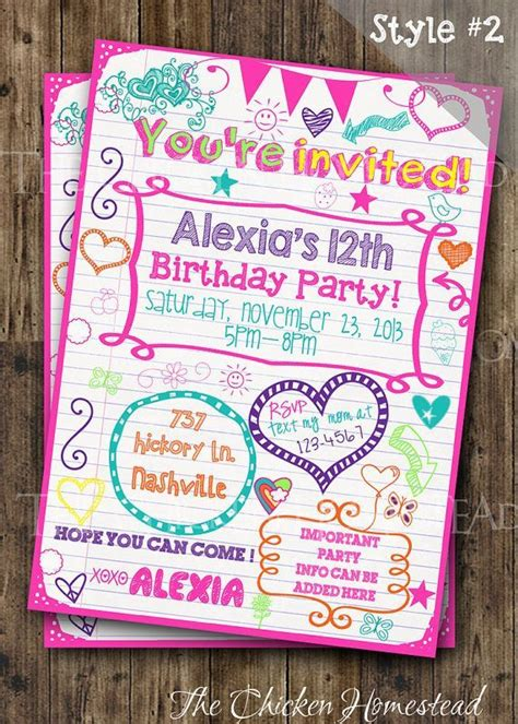 how to do hotel on doodle fit best 25 birthday invitations ideas on