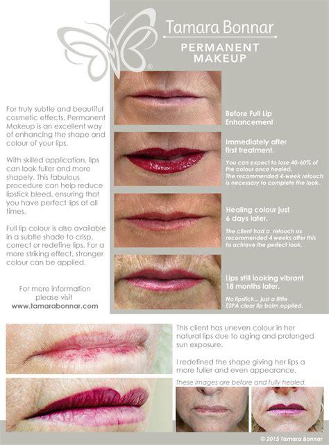 tamara bonnar semi permanent makeup cosmetic tattooing