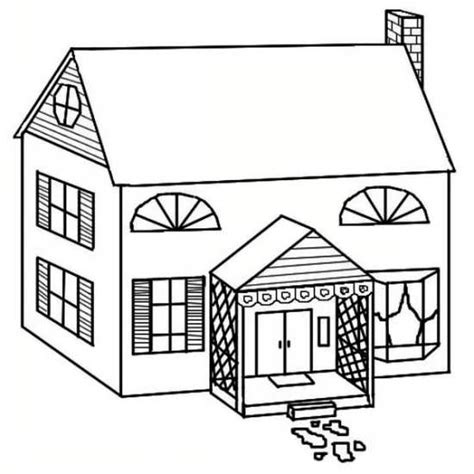 draw my house نقاشی خانه کودکانه با طرح های جدید و زیبا