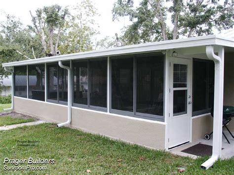 Florida Sunroom Cost Sunroom Acrylic Windows Enclosure Winter Springs Florida