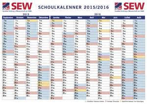 Kalender 2018 Luxemburg Www Sew Lu Calendrier Scolaire