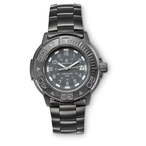 smith wesson tritium dive 234352 watches at