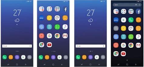 galaxy s8 so kommt der neue launcher auch aufs galaxy s7 samsung galaxy s8 launcher und app icons aufgetaucht all about samsung