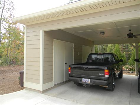 Car Port Ideas by Carports Carport Storage Ideas