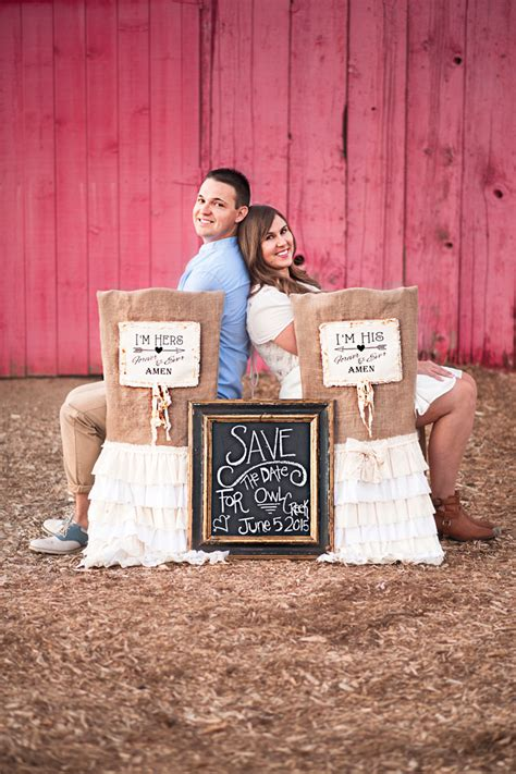 Rustic Vintage Engagement Shoot on a Pomegranate FarmTruly Engaging Wedding Blog
