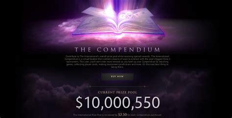 dota 2 overflowing compendium update youtube dota 2 the international 4 compendium reaches 10 million