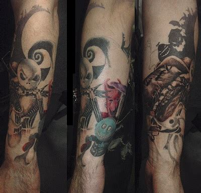 nightmare before christmas couples tattoos 11 best nightmare before images on