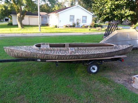 skiff duck hunting boat duck skiffs