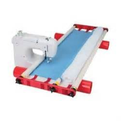 flynn multi frame machine quilting system for most