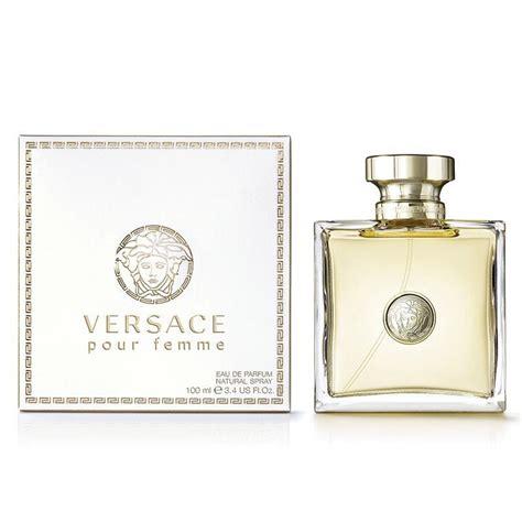 Dontella Appears For New Versace Fragrance by Buy Versace Pour Femme Eau De Parfum 100ml At