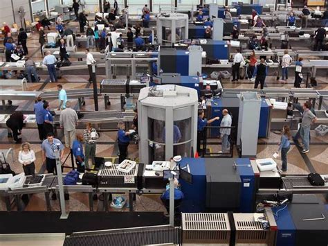 ten years after 9 11â â assessing airport security and preventing a future terrorist attack books record 2 200 firearms confiscated at us airports denver
