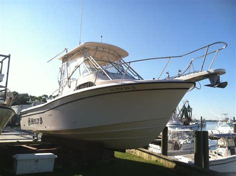 white boat bottom paint 2007 grady white 282 sailfish no bottom paint 89 995