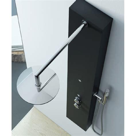 colonna doccia relax design colonna doccia in pietra sintetica ardesia