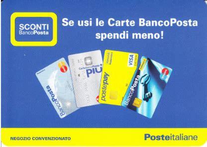 sconti dell 8 5 a chi paga con carte di credito banco