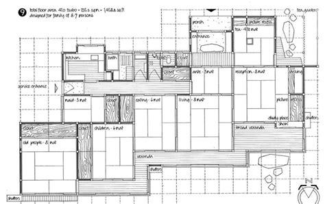 casa tradizionale giapponese la casa giapponese moderna pianta casa giapponese