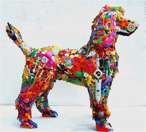 art of recycle 25 amazing recycled art designs pixel curse